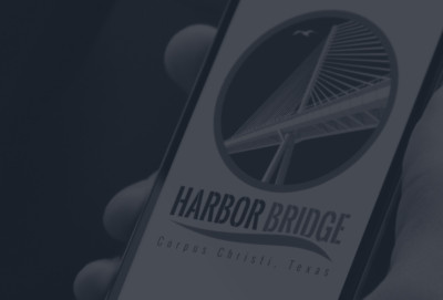 Harbor Bridge Project Winning Logo