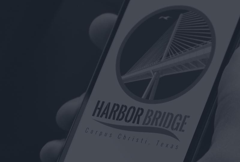 Harbor Bridge Project Winning Logo